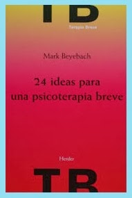 portada 24 ideas para una psicoterapia breve