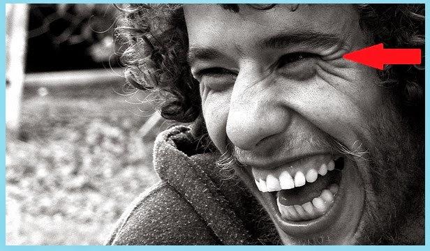 sonrisa duchenne