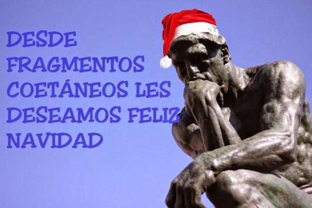 el pensador navidad